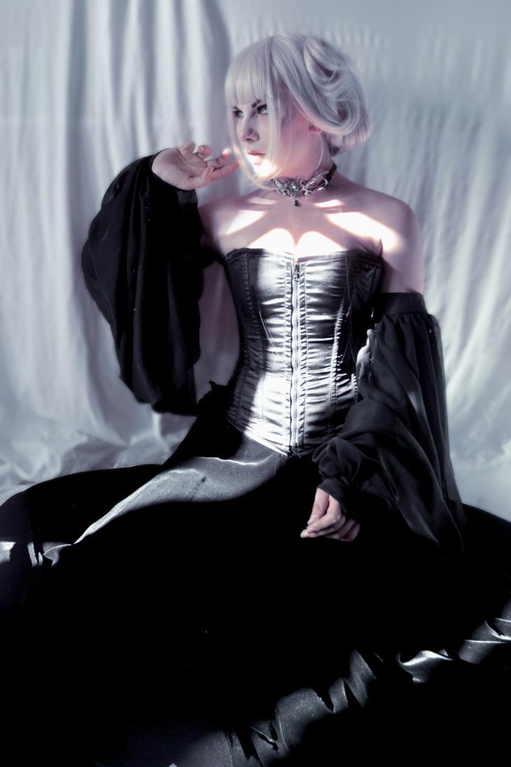 Dressed In Light by LilywhiteBlack