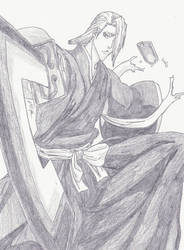 Izuru Kira by Caedus6685