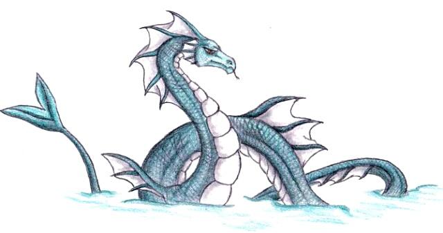Serpent Dragon by Caedus6685