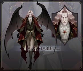 [CLOSED] Adoptable #9 Vampire