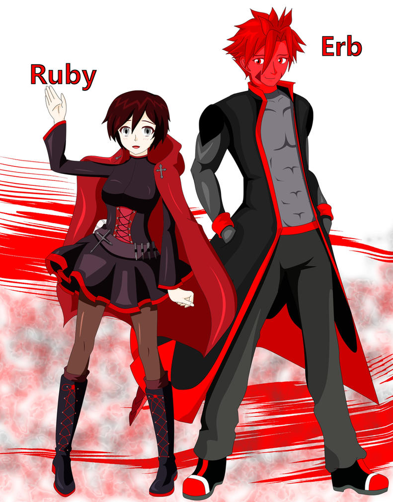 Ruby Rose, Erb Kinomoto by Unknown117