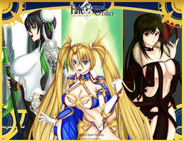 Fate Grand Order Fanart by Just-Bi-You