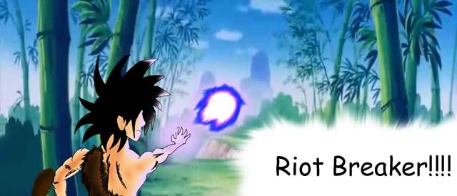 Riot Breaker by FlashFighter212