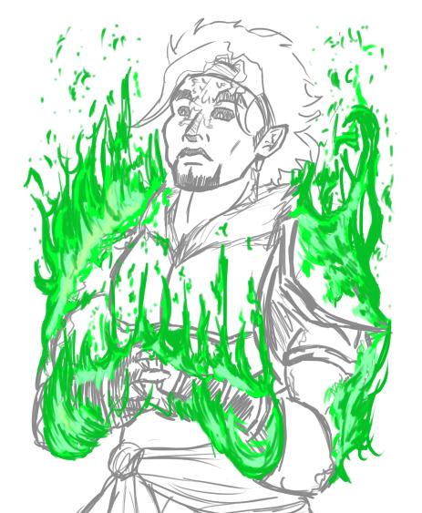 Jade Dragon Lucien by FlashFighter212