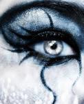 Deathrock make-up V