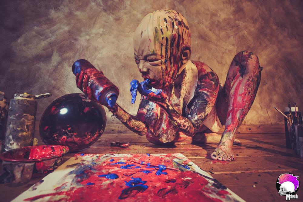 Bad baby - MohawkPhotography by MohawkPhoto