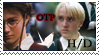 Harry Potter Draco MalfoyStamp by SashaFitzgerald