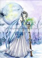 The Winter Queen by SashaFitzgerald