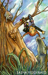 Pippi Longstocking Book Cover