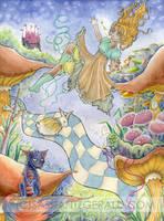 Wonderland by SashaFitzgerald