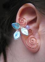 Elven Ear Cuff by SashaFitzgerald