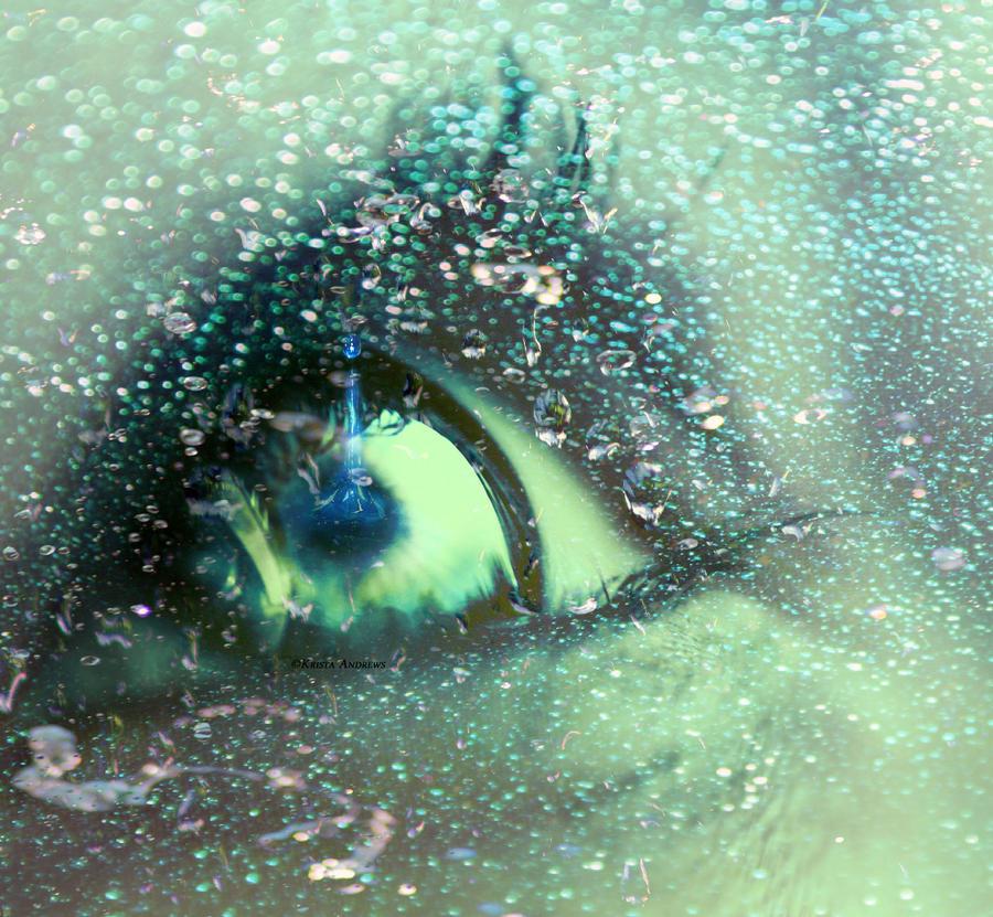 Beauty In The Rain by Yi-Shu-Jia