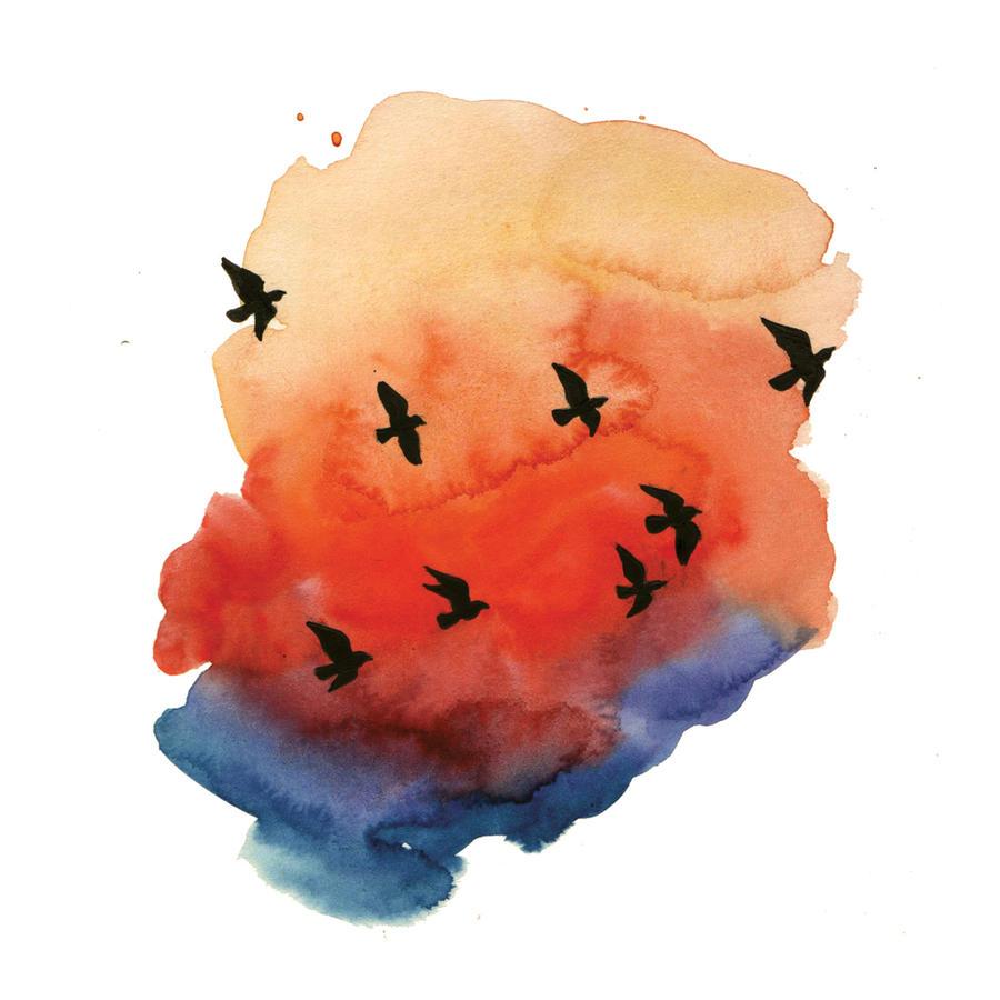 Free Birds by MHilgert