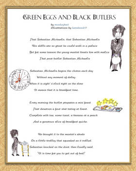 Green Eggs And Black Butlers part 1