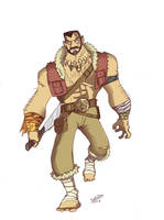 Kraven the Hunter by TerminAitor