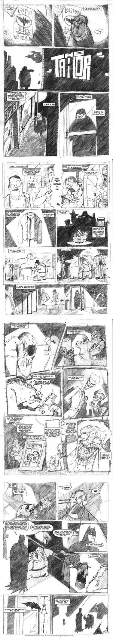 Batman -The Tailor
