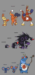 I don't know these Pokemon by TerminAitor