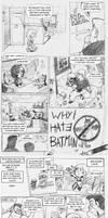Batman-Why I Hate Batman