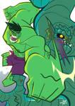 Hulk Smash for a good cause