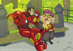 So, as I was telling you mister Stark...