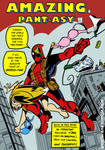 Amazing pantasy 15 august issue