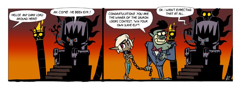 Dark New Character