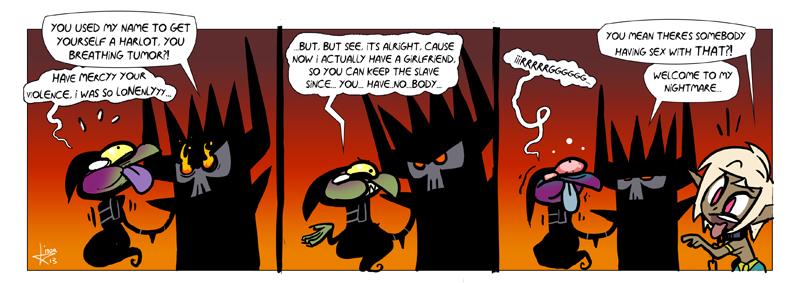 Dark explanation by TerminAitor