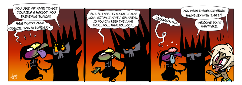 Dark explanation