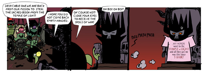 Dark Spoils