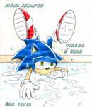 slide of Sonic