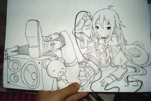 IA - Vocaloid by S-concept