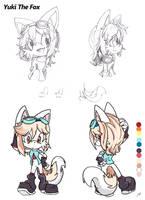 Yuki - info by S-concept