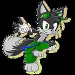 Comm.: Shadz the Fox