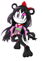 Comm.: Sassy the Panda by S-concept