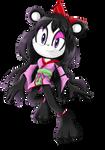 Comm.: Sassy the Panda