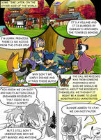 12 - The Secrets of Mobius (Page 12, Season 1) by S-concept