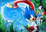 Sonic Skyline