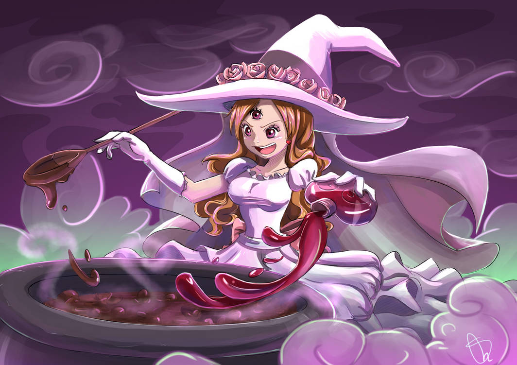 Purin Witch by S-concept