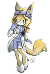Comm.: Sonya medical outfit