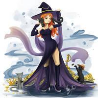 Cat Witch   NAMI
