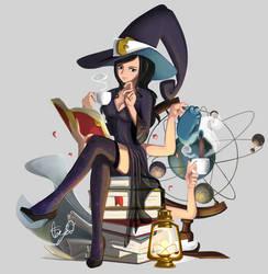 ROBIN Witch