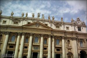 Basilica di San Pietro by RoqqR