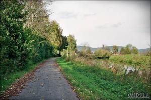 Bikeway by RoqqR