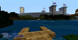 Secret dock of Haveno and city wall of Minechen