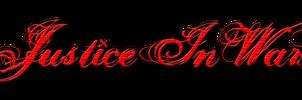 JusticeInWar Logo