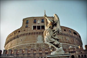 Castel Sant'Angelo by RoqqR