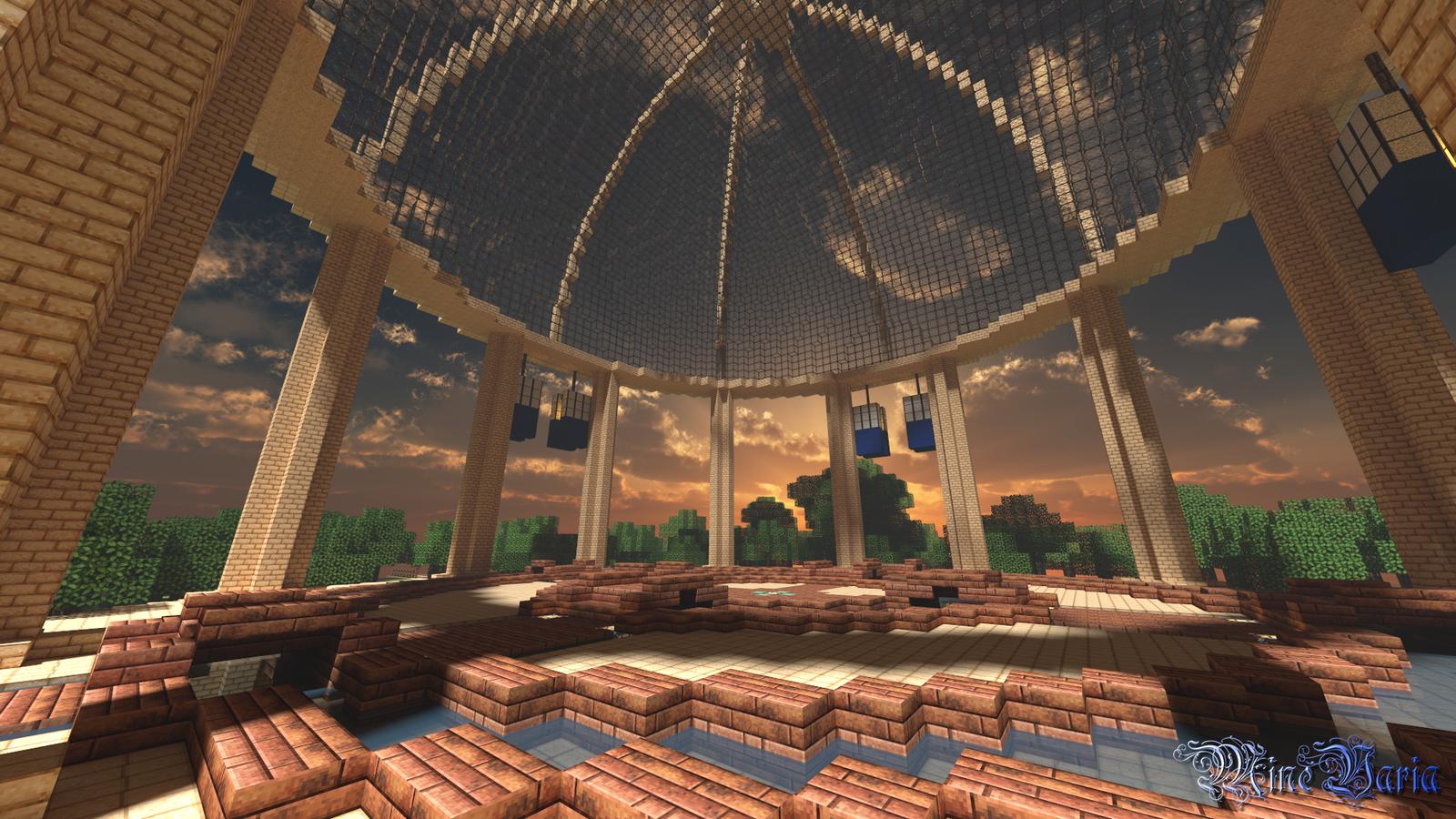 Wolkenhalle