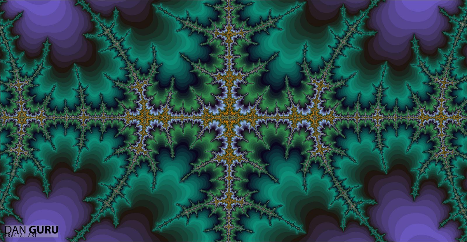 XaoS IX - Untitled by RoqqR