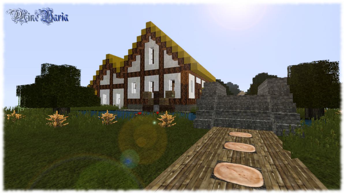 Sandyman's Mill by RoqqR