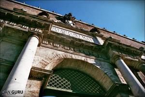 Porta del Popolo by RoqqR